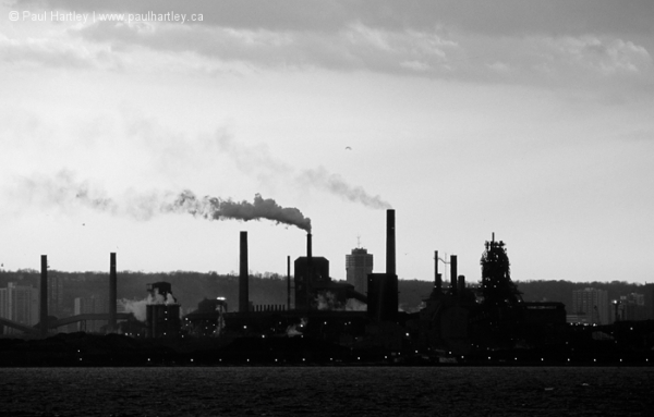 Industry in Hamilton ON