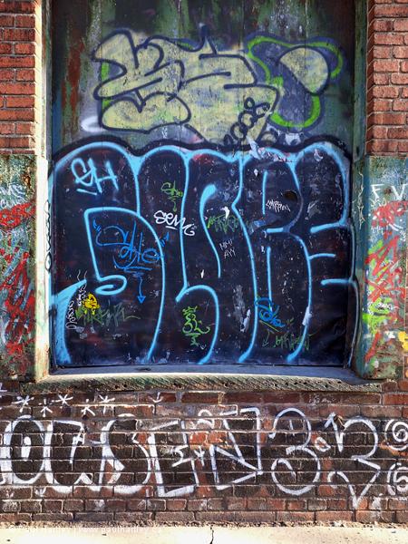 Graffiti in Toronto