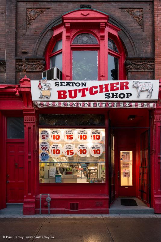 Butcher Shop in Toronto Ontario