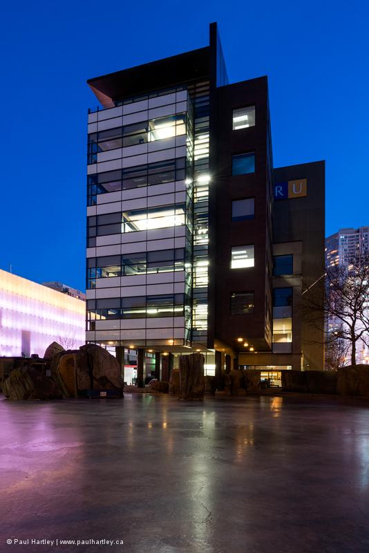 Ryerson University Building