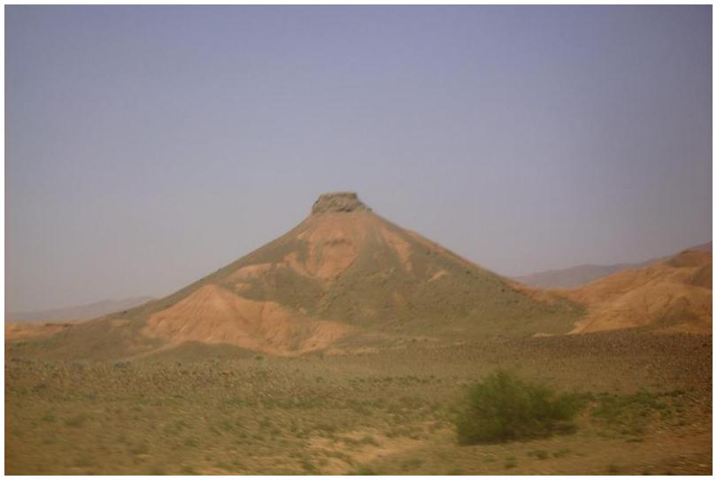 Le chemin vers Tagourast 8