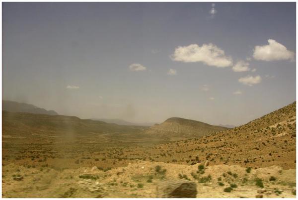 Le chemin vers Tagourast 15