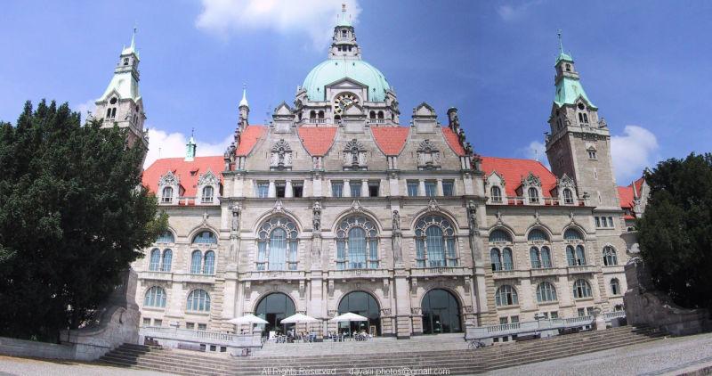 Trammplatz,Hannover,Germany