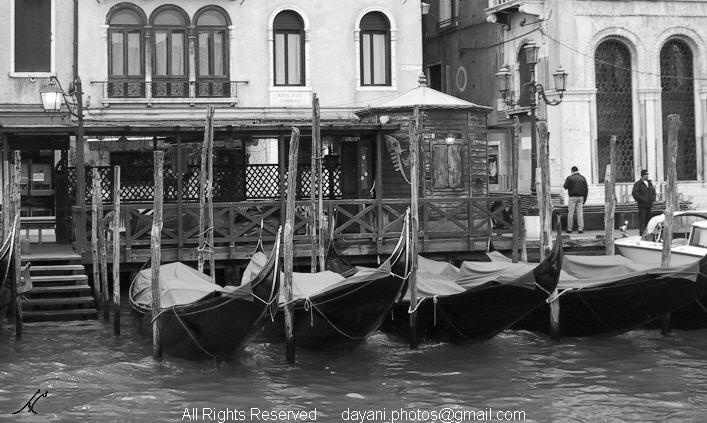 wharf,Venice,Italy