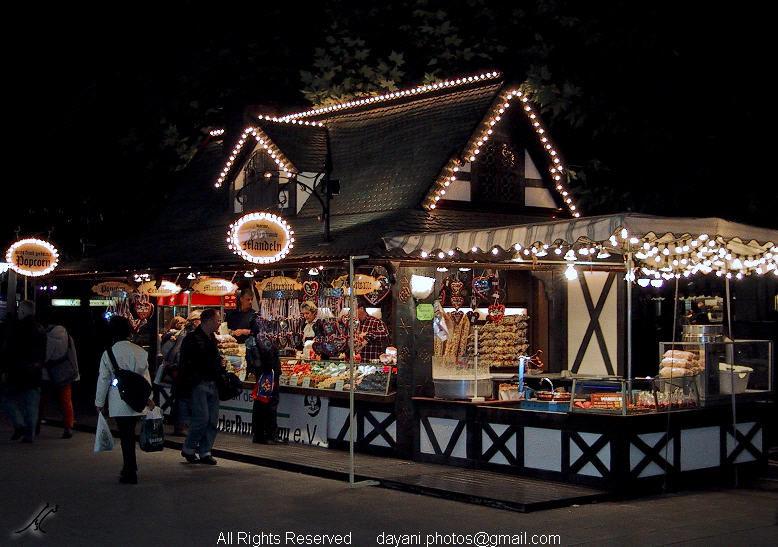 weihnachtsmarkt mohsen dayani محسن دیانی
