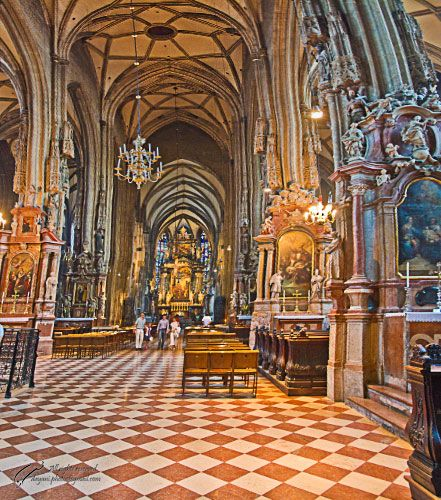 St. Stephan cathedral, Wien