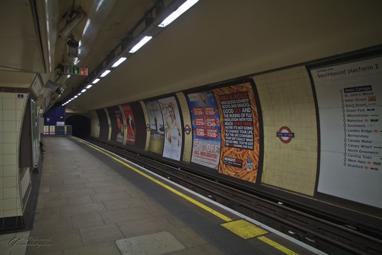 Underground, Station, London, Mohsen, Dayani