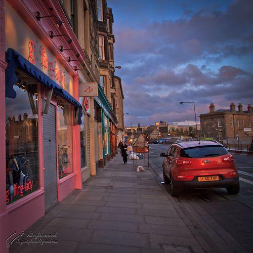 Edinburgh, Scotland, Haymarket, Mohsen, Dayani,