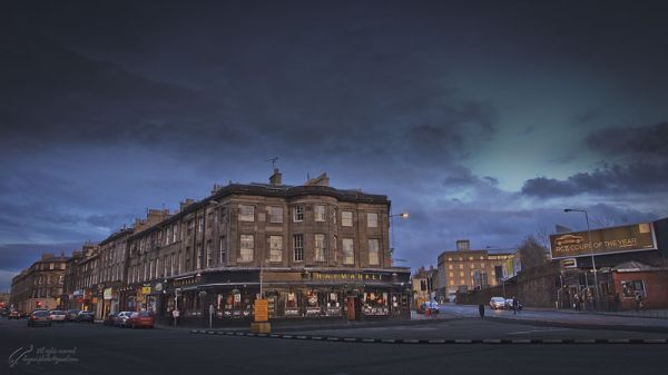 UK, Edinburgh, Scotland, Mohsen, Dayani