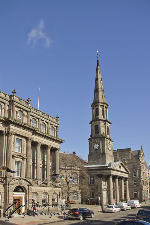 St George's and St Andrew's Church., Edinburgh,