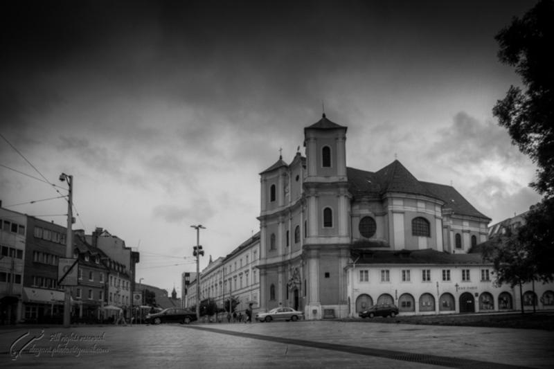 Bratislava. Slovakia.