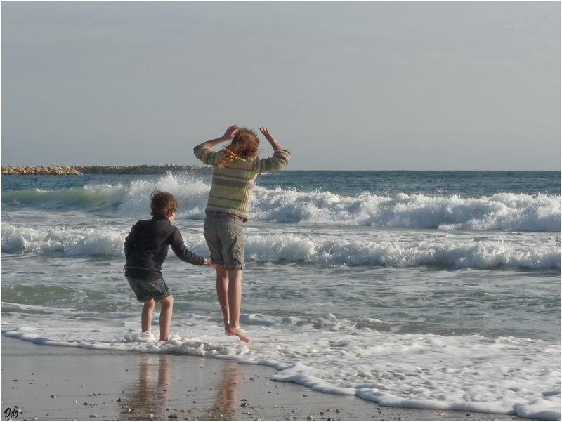plage des sablettes Toulon