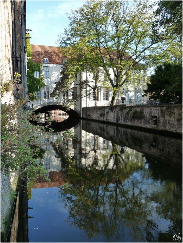 Brugge,  Venise du nord
