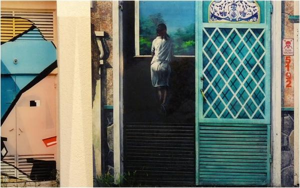 La jeune fille à la fenêtre