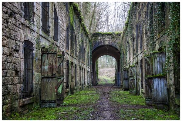 Citadelle haute de Verdun