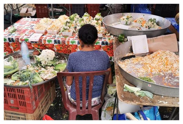 Au marché 3