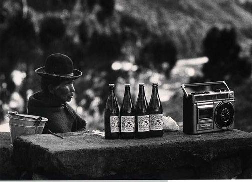 Beer seller