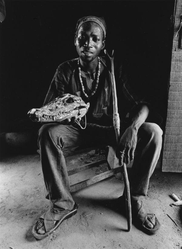 The crocodile people of northern Ghana