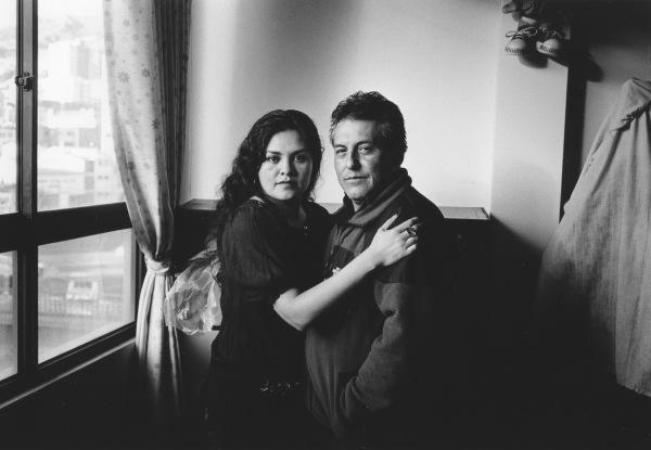 Rolando and Cecilia