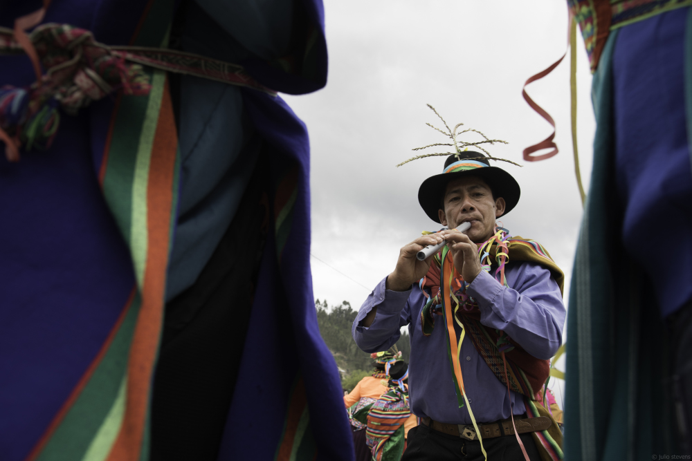 Fiesta Magic in Andean Peru