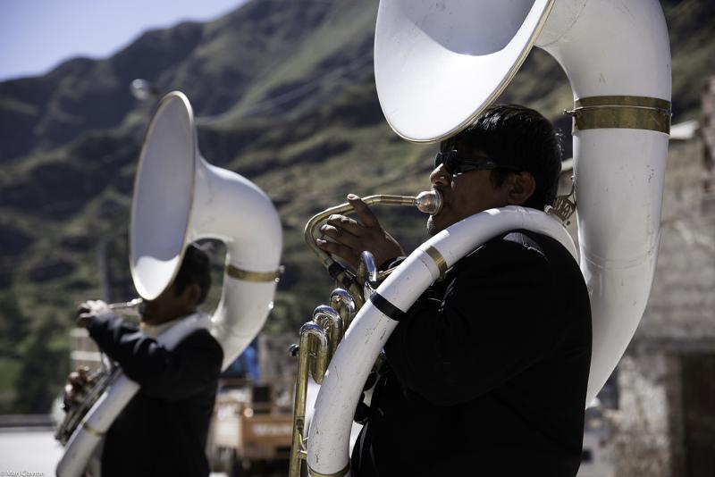 Caruma; The Band 5