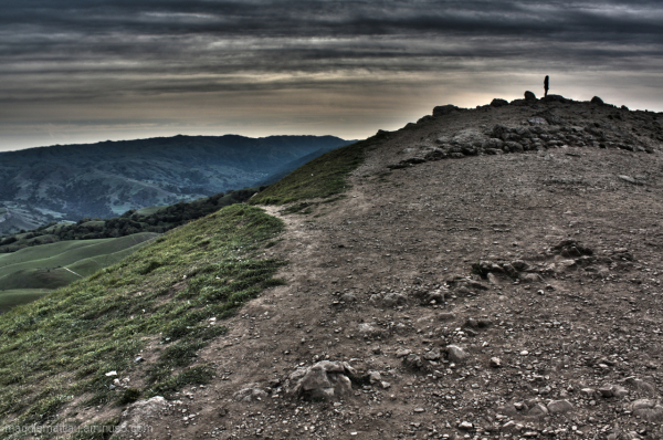 Top of the Mountain - HDR
