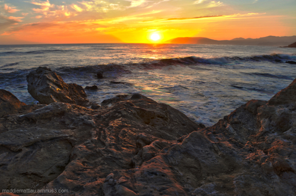 Shell Beach - HDR