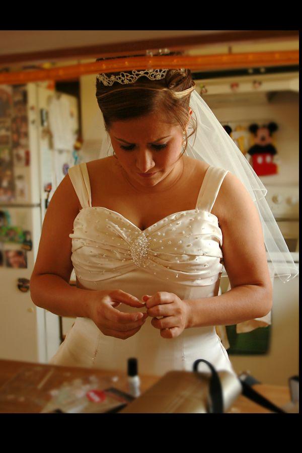 Griselda on her wedding day