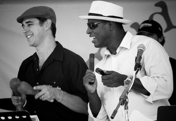 Salsa cuba Singers Caña Son