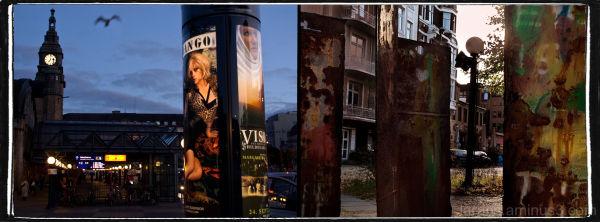 street culture - Hamburg diptych