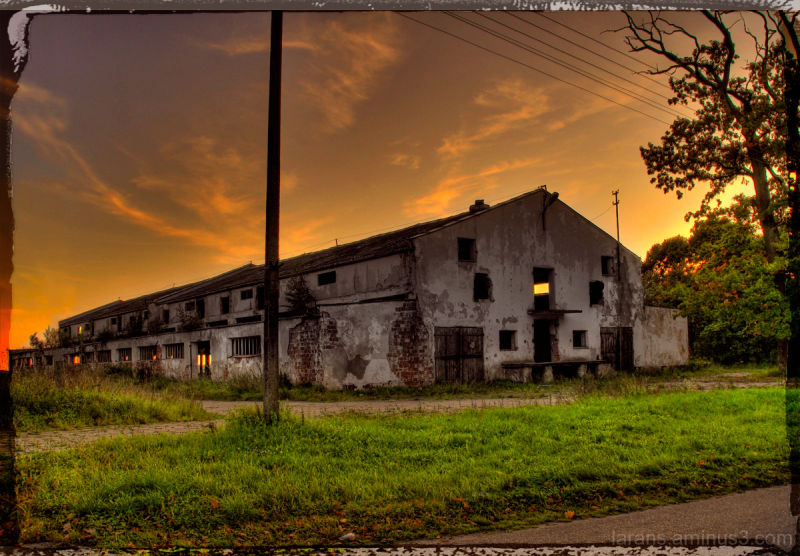 old polish factory