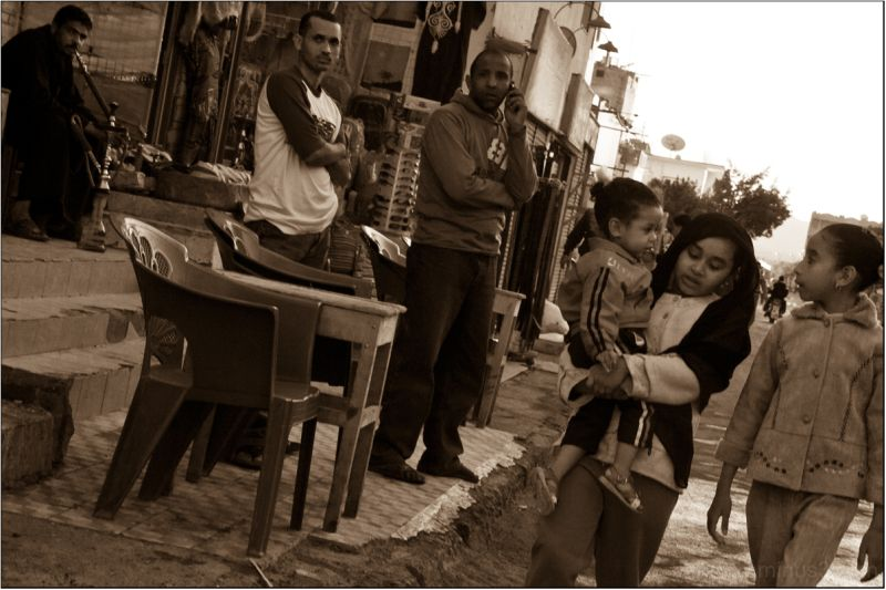 ...on their way home...el Quseir (III)