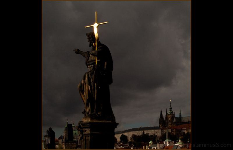 The Prague Fragments IV - autumn light