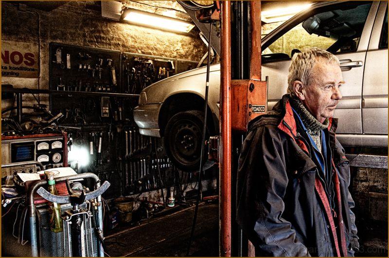 ...at the auto mechanics...(3)