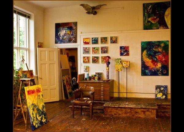 ...at the artist studio...(1)
