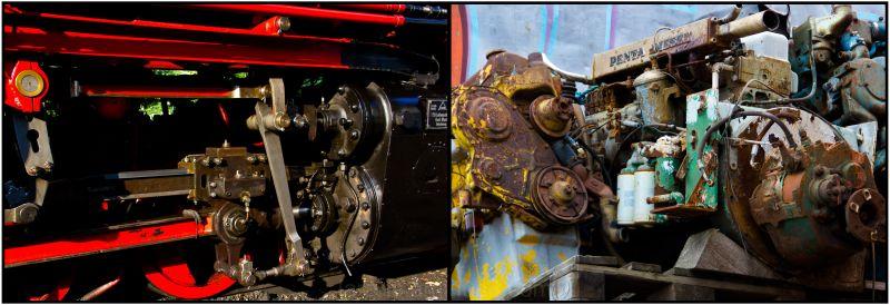 ...varied maintenance...(2)
