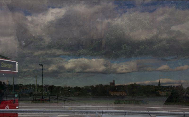 Reflecting Stockholm