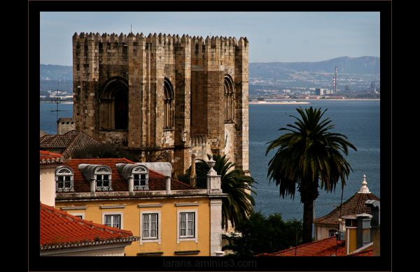 ...Sé de Lisboa (1/2)...