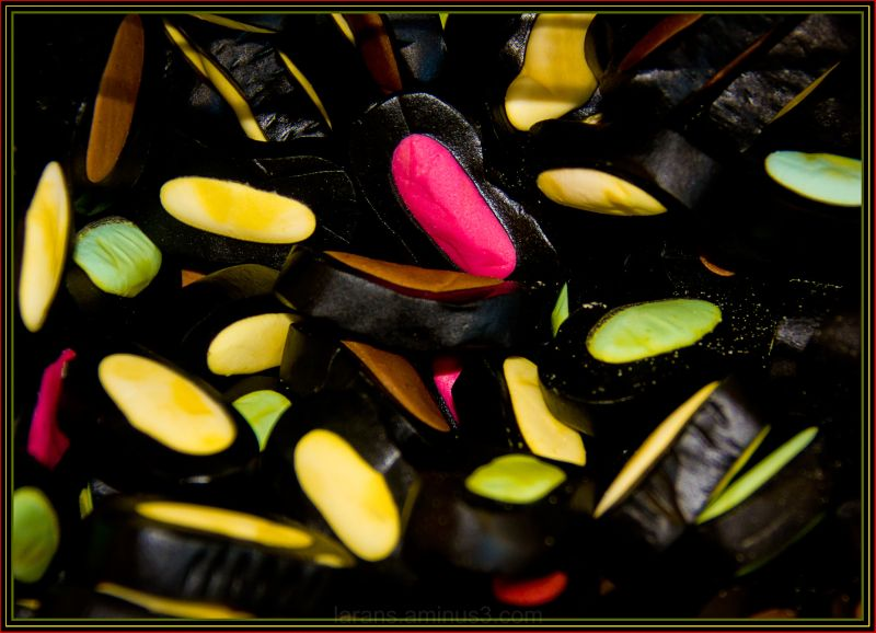 ...candy...