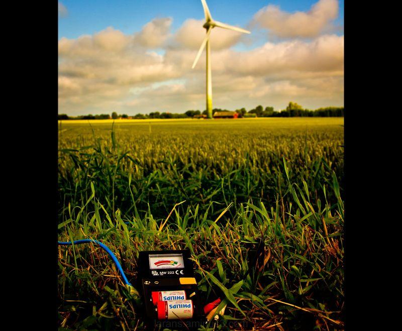 ...renewable recharging...