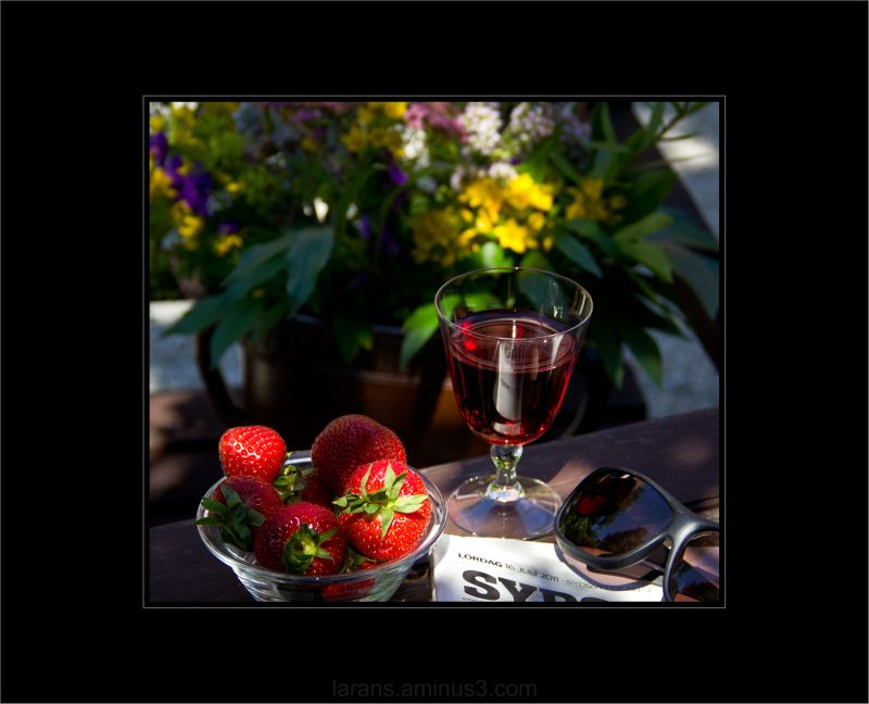 ...sunny afternoon...