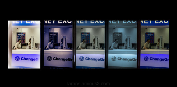 ...change...