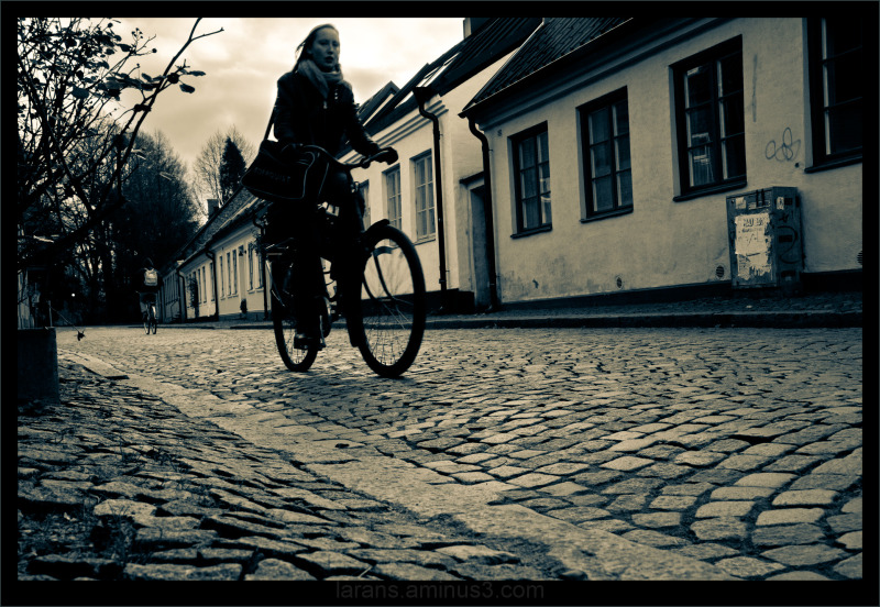 ...the bicycle photo project LUND (3)...