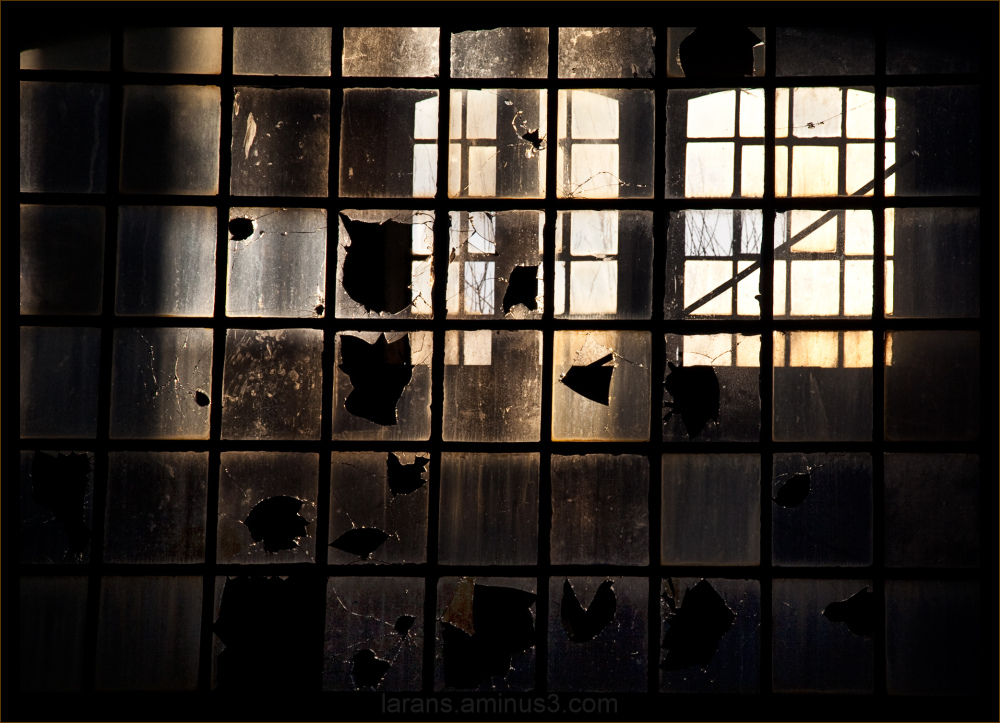 ...Broken Window...