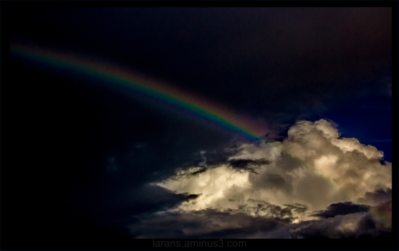 ...cloud & rainbow