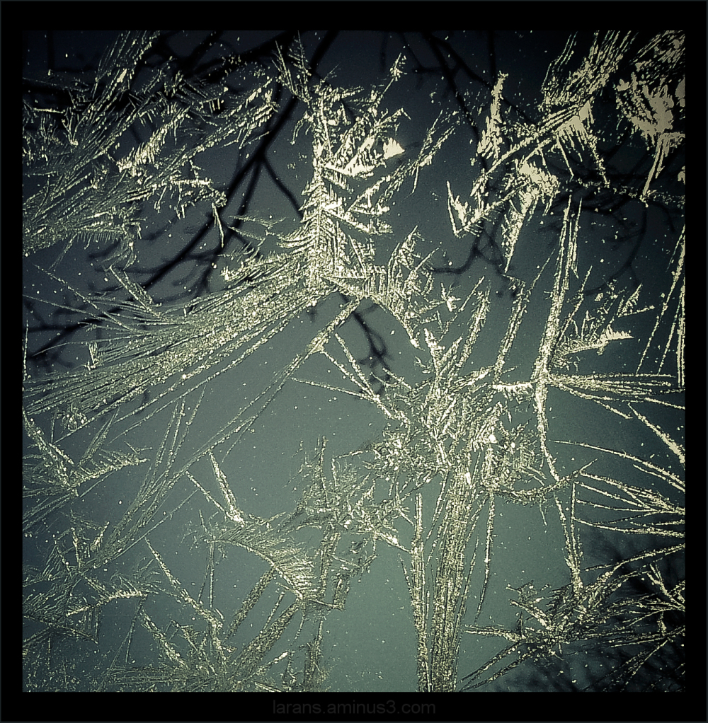 ...icy...