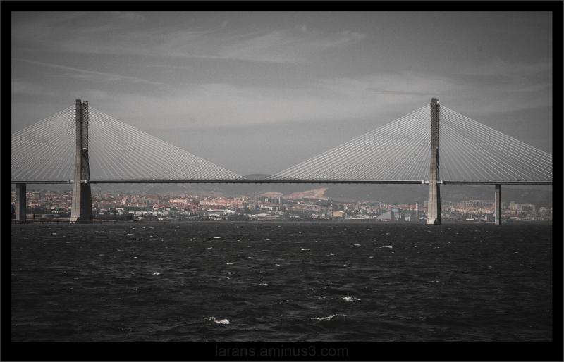 ...the bridge...
