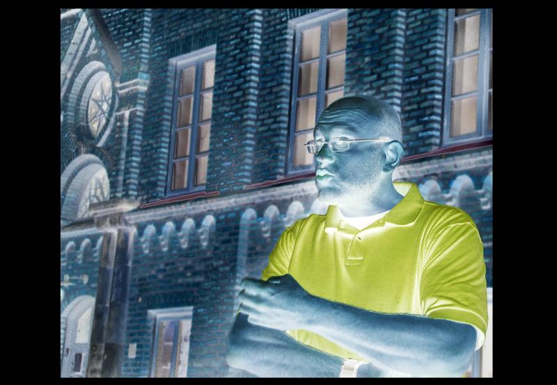 ...mystiskt (magiskt) fönster...