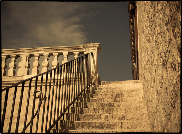 ...stairway to heaven...