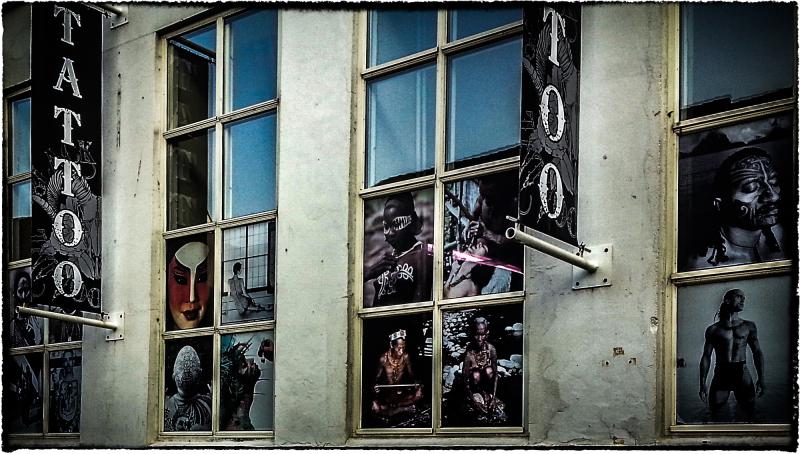 ...spårigt fönster...